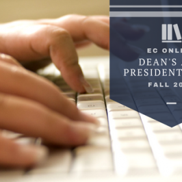 EC Online Fall 2017 Dean's and President's List